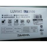 Daiwa 20 Luvias LT 2500 D
