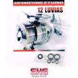 Комплект подшипников 12 LUVIAS SHG